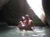 In the Baths at Virgin Gorda