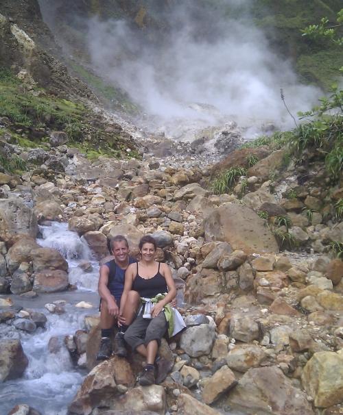 Dominica Sulphur Springs