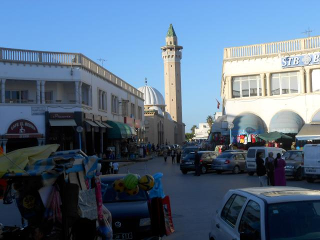 shopping in the Medina