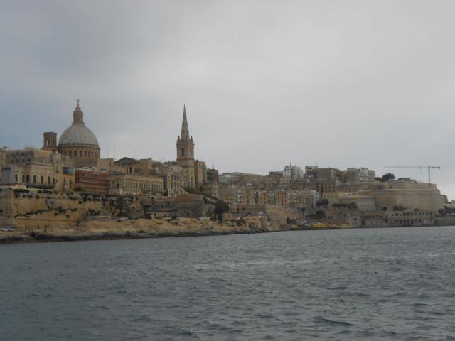 City of Valleta.
