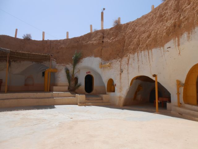 This was part of the set for Star Wars.