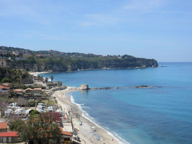 it was hard to say goodbye to Tropea