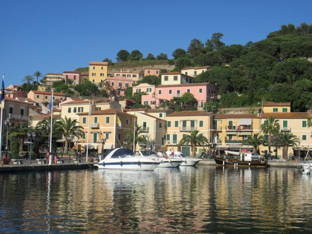 Porto Azzuro, Elba