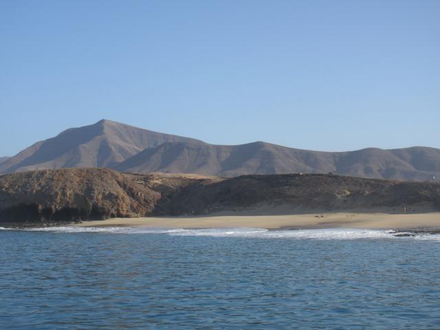 anchorage in punta papagayo